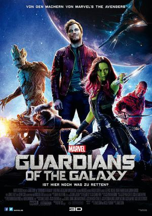 Guardians of the Galaxy 3D (Kino) 2014