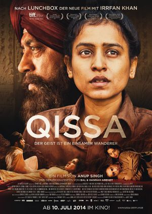 Qissa: Der Geist ist ein einsamer Wanderer (Kino) 2013