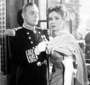 Madame de (Szene 01) 1953