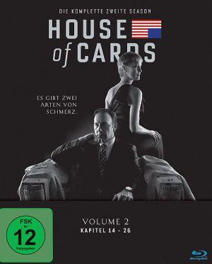 House of Cards - Die komplette zweite Season (BD) 2013