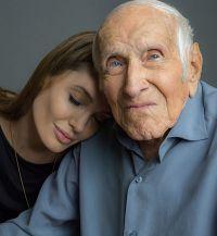 Angelina Jolie und Louis Zamperini: