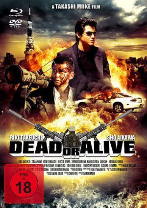 Dead or Alive - Special Edition Mediabook
