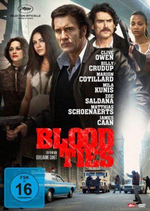 Blood Ties (DVD) 2013
