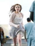 Chloe Moretz, Wenn ich bleibe (Szene 295) 2014