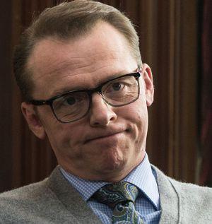 """Simon Pegg in """"Hectors Reise oder Die Suche nach dem Glück"""""""