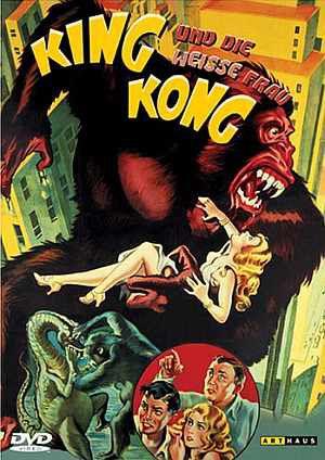 King Kong und die weiße Frau (DVD) 1933