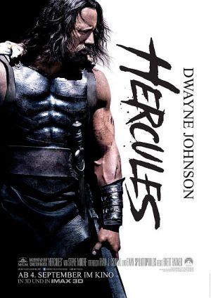 Hercules 3D (Kino) 2014