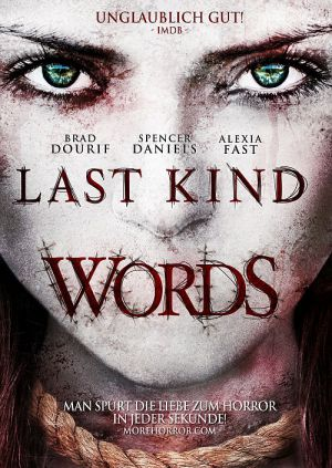 Last Kind Words (DVD-Motiv) 2012