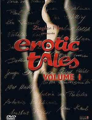 Erotic Tales Volume 1 (DVD)