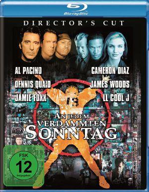 An jedem verdammten Sonntag (Director's Cut) (BD) 1999