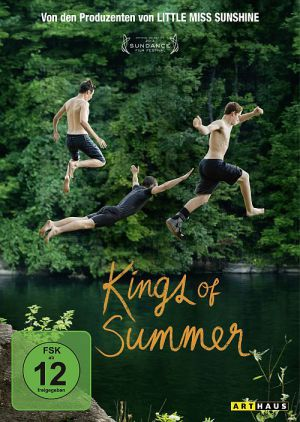 The Kings of Summer (DVD) 2013