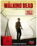 The Walking Dead - Die komplette vierte Staffel - Uncut & Extended - Limited Steelbook