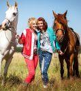 "Lina Larissa Strahl und Lisa-Marie Koroll sind ""Bibi & Tina - Voll verhext!"""