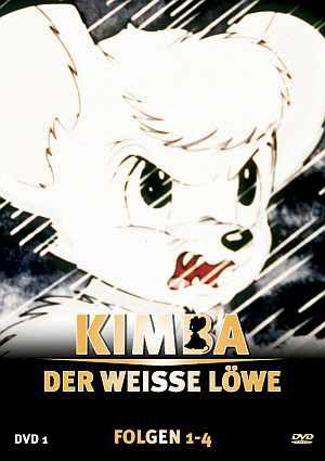Kimba, der weiße Löwe - DVD 1