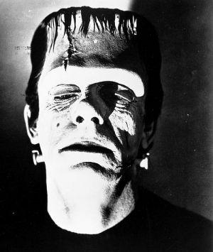 Frankenstein (Szene) 1931