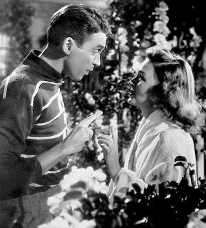 Ist das Leben nicht schön?, It's a Wonderful Life (Szene 07) 1946