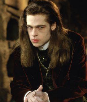 """""""Interview mit einem Vampir"""" mit Blutsauger Brad Pitt"""