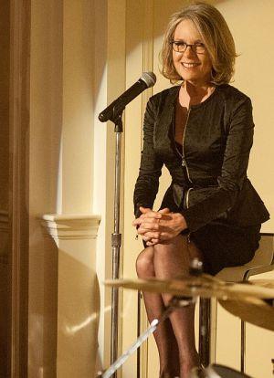 """Musikalisch: Diane Keaton in """"Das grenzt an Liebe"""""""