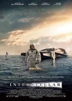 Interstellar (Kino) 2014