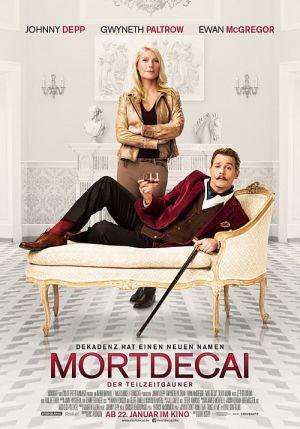 Mortdecai - Der Teilzeitgauner (Kino) 2015