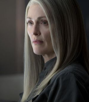 "Julianne Moore in ""Die Tribute von Panem - Mockingjay - Teil 1"""