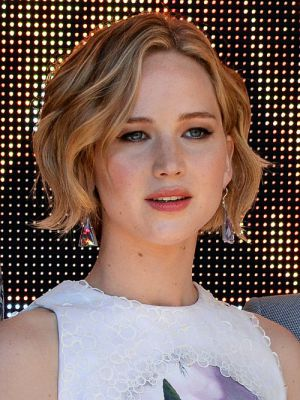 Jennifer Lawrence, Die Tribute von Panem - Mockingjay - Teil 1 (Premiere Cannes) 2014