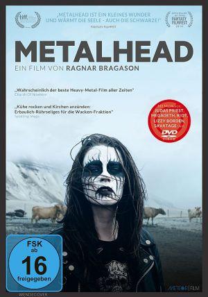 Metalhead, Málmhaus (DVD) 2013