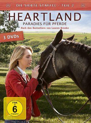 Heartland - Paradies für Pferde (Staffel 7.2) (DVD) 2007