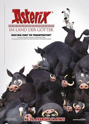 Asterix im Land der Götter 3D (Kino) 2015