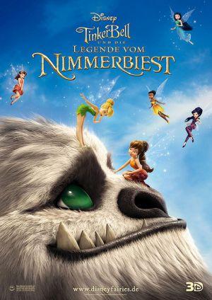 Tinkerbell und die Legende vom Nimmerbiest (Kino) 2015