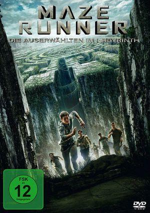Maze Runner - Die Auserwählten im Labyrinth (DVD) 2014