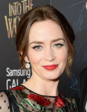 "Emily Blunt auf der Weltpremiere von ""Into the Woods"" in New York"