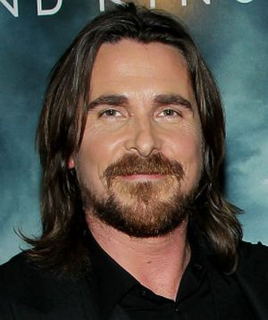 """Christian Bale auf der Premiere von """"Exodus: Götter und Könige"""" in New York 2014"""