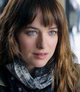 "Dakota Johnson in ""Fifty Shades of Grey"""