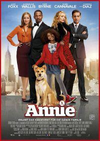 Annie (Kino) 2014