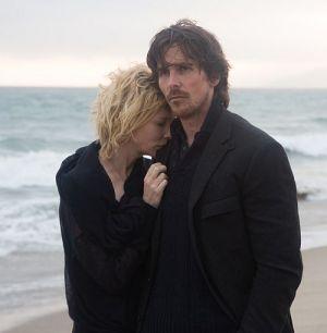 "Christian Bale und Natalie Portman in ""Knight of Cups"""