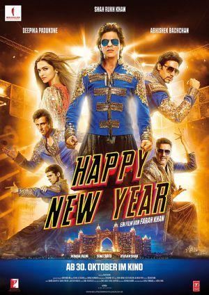 Happy New Year - Herzensdiebe (Kino) 2014