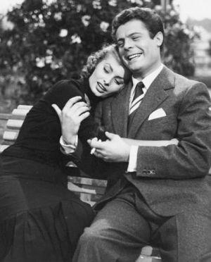 Wie herrlich, eine Frau zu sein, La fortuna di essere donna (Szene) 1956