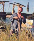 "Kirk Douglas in ""Vincent van Gogh - Ein Leben in Leidenschaft"" (Lust for Life, 1956)"