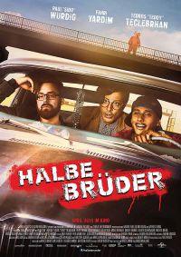 Halbe Brüder (Kino) 2015