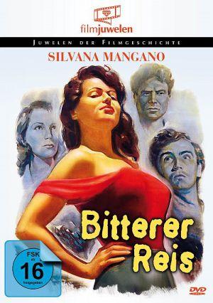 Bitterer Reis, Riso amaro (DVD) 1949