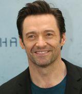 """Hugh Jackman auf dem Photocall zu """"Chappie"""" in Berlin"""