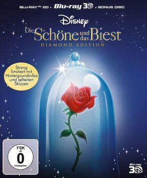 Die Schöne und das Biest (3D-Diamond Edition)