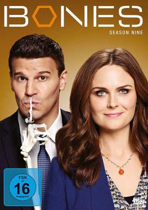 Bones Season 9 Cast Crew