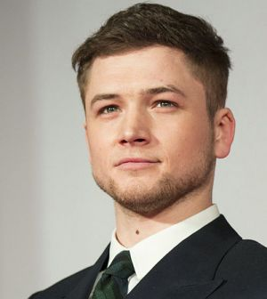 "Taron Egerton auf der Premiere von ""Kingsman: The Secret Service"" in London"