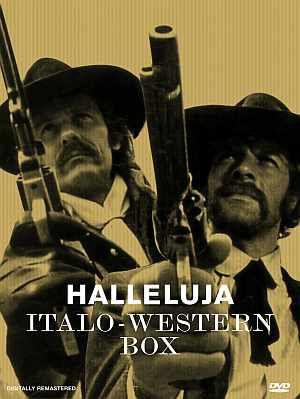 Halleluja Italo-Western-Box