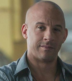 Vin Diesel, Fast & Furious 7 (Szene) 2015