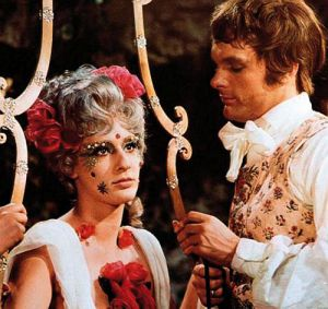 Das ausschweifende Leben des Marquis de Sade (Szene) 1969