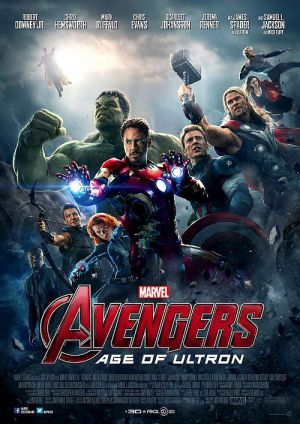 Marvel's The Avengers: Age of Ultron 3D (Kino) 2015