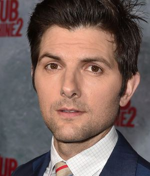 "Adam Scott auf der Premiere von ""Hot Tub Time Machine 2"" in Los Angeles 2015"